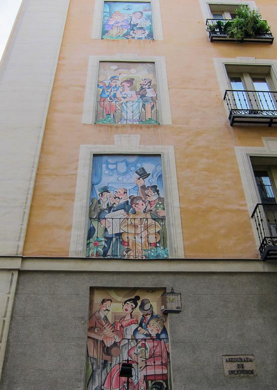 Captura de pantalla 2017 02 13 a las 18.10.34 - Arte y vida en las fachadas de la comunidad