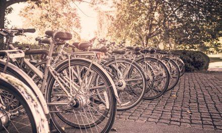 Bicicletas por la comunidad
