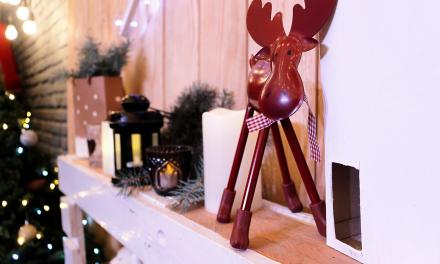 Cinco consejos para colgar adornos estas Navidades
